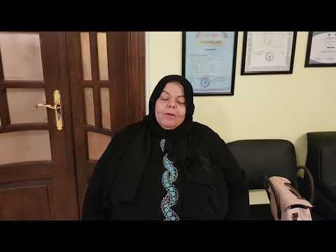 تجربة مدام زينب مع عمليات السمنة مع د.وائل شعلان