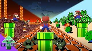 Mario's Warp Zone Calamity (TEAM COLLAB)