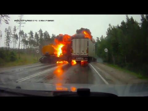 Ужас и беспредел на российских дорогах в американском фильме (трейлер)