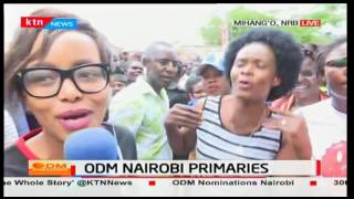 Weekend at One full bulletin part one: ODM Nairobi Primaries - 30th April,2017