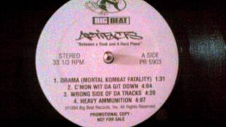 Artifacts - Wrong Side Of The Tracks
