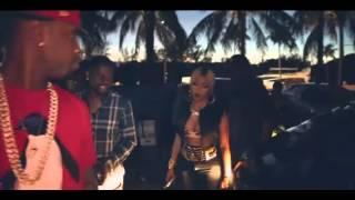 Dj Khaled ft Future, Nicki Minaj & Rick Ross - I Wanna Be With You (Behind The Scenes)