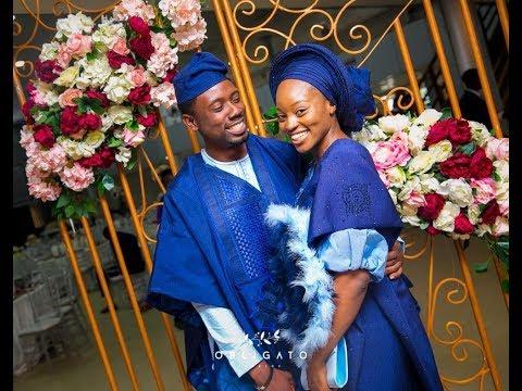 JOSHUA AND TOLU MIKE-BAMILOYE'S WEDDING VIDEO|| Featuring Wedding song by Jaymikee