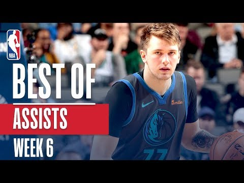 NBA's Best Assists | Week 6 | State Farm