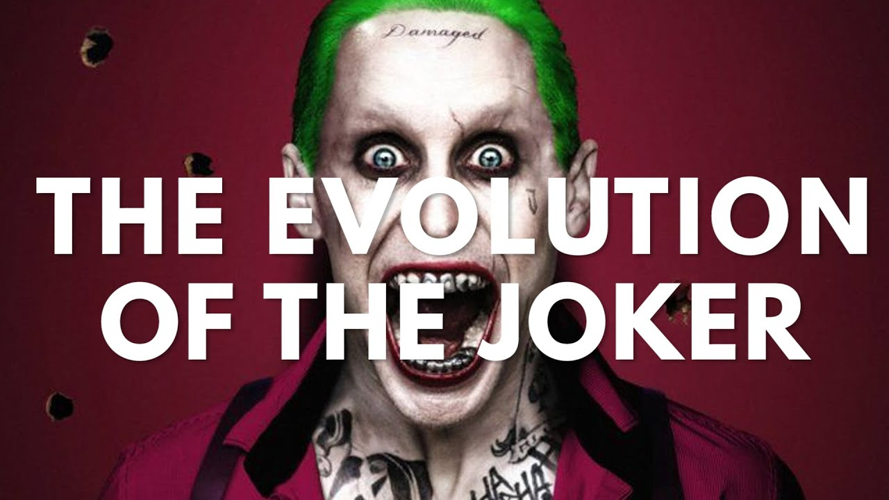 A 50-Year Visual History Of The Joker In Movies And TV