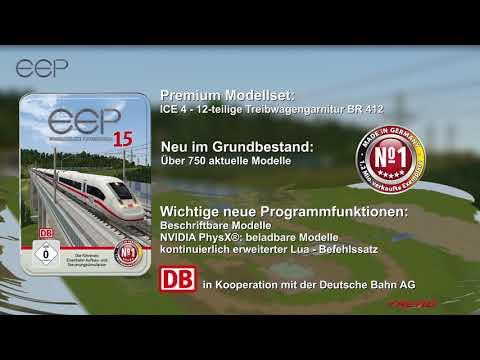 New EEP EisenbahnX Expert