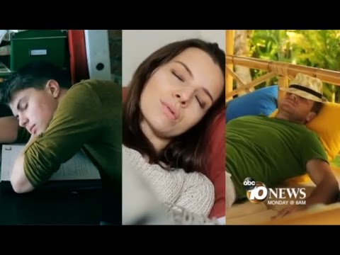 NightLase Snoring Laser Treatment KGTV Channel 10 News San Diego