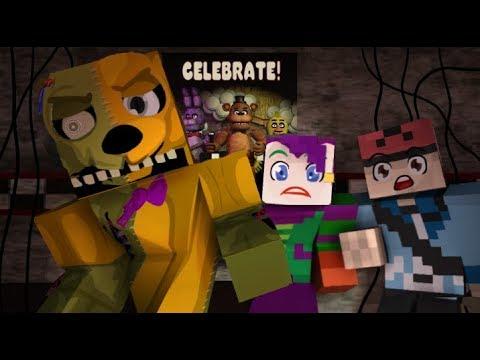 Michael Afton Minecraft FNAF 6 Pizzeria Simulator (Minecraft Roleplay) -  JonJon