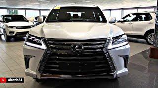 The New Lexus LX570 2018 is Worth $100,000 - Interior Exterior Infotainment