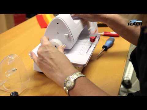 Simplicity Deluxe Rotary Cutter - automatischer Stoffschneider