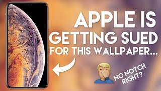 Apple is getting Sued cause someone didn't know the Xs had a notch