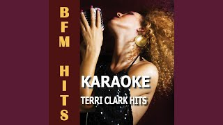 Something You Should've Said (Originally Performed by Terri Clark) (Karaoke Version)