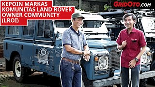 Sidak Sarang Pencinta Land Rover Di Jakarta Timur