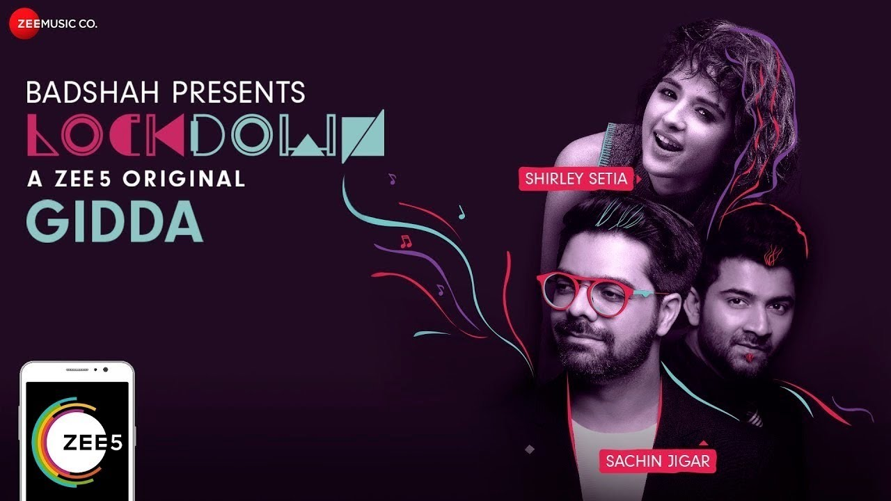Gidda Song Lyrics | Lockdown | - Shirley Setia & Sachin – Jigar Lyrics