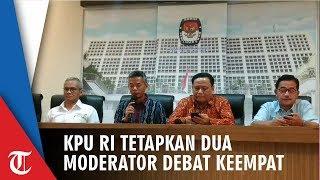 Retno Pinasti dan Zulfikar Naghi Resmi Ditunjuk Jadi Moderator Pemandu Debat Keempat