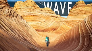 Hiking The Wave In Arizona – Coyote Buttes North – What To Expect And What To See