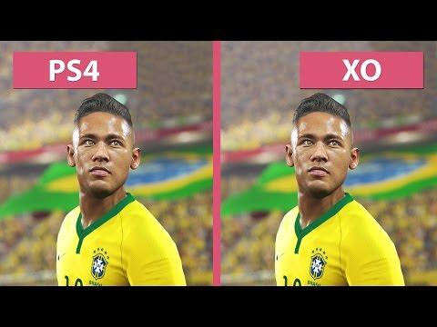 PES | Pro Evolution Soccer 2016 – PS4 vs. Xbox One Graphics Comparison (Demo) [FullHD][60fps]