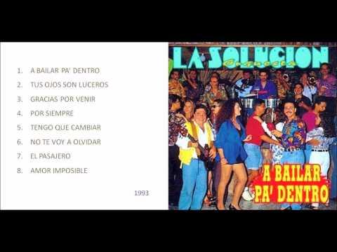 Orquesta La solucion- amor imposible 1993