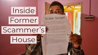 At Home with an EX-INDIAN PHONE SCAMMER (Part 2: Scammer Training)