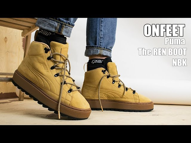 817fe0e00b9 Puma Ren Boot NBK - All 3 Colors for Men & Women [Buyer's Guide ...