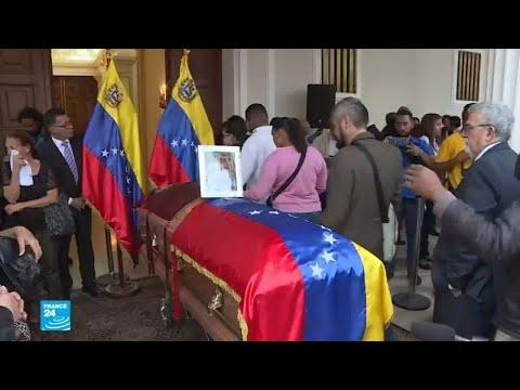 العرب اليوم - دعوات دولية لفتح تحقيق بعد وفاة معارض مسجون في فنزويلا