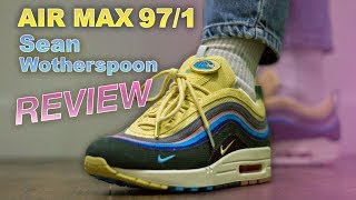 76e63ab7cc Sean Wotherspoon Air Max 1/97 Review w/ on foot - Most Popular Videos