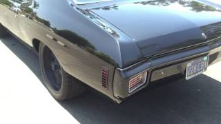 1970 Chevelle Pro Touring Walk Around and Drive