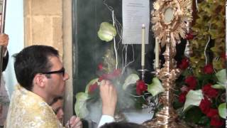 preview picture of video 'Processó del Corpus d'Ondara'