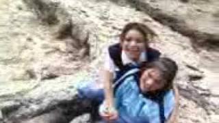 preview picture of video 'CECYTEG SAN DIEGO DE LA UNIÓN: PEDA EN LA PEÑA ALTA'