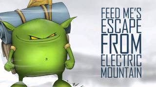 Feed Me - Trichitillomania (Official Audio)