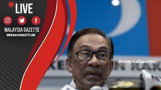 MGTV LIVE - Pengumuman Calon PRK Rantau oleh Presiden PKR, Datuk Seri Anwar Ibrahim