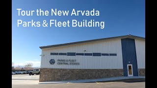 Preview image of Arvada Insights - New Parks & Fleet Building
