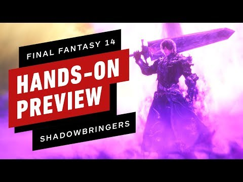 Final Fantasy XIV: Shadowbringers - Download, Review, Youtube