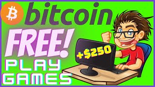 TOP 10 Free Bitcoin Apps! How to Earn Free BTC Playing Games!