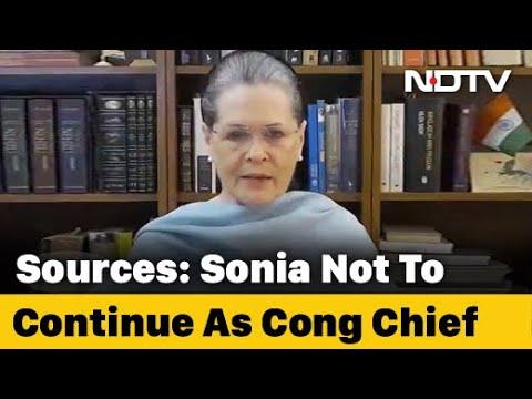 इस्तीफा दे दूंगा, सोनिया गांधी सलाहकारों को बताता है कि कांग्रेस पत्र पंक्ति के बाद