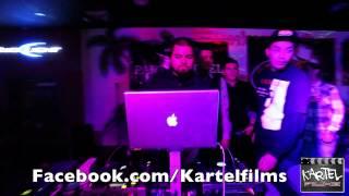 Angel Ibarra - Birthday Party - Partycartel 2012