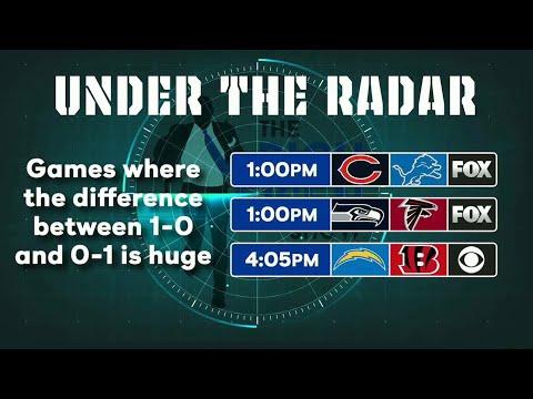 Rich Eisen on the NFL Week 1's Most Under-the-Radar Games | 9/11/20
