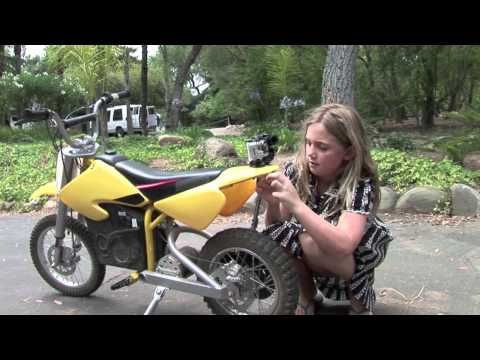 Best/Worst Older Sister Extracts Brother's Tooth With A Motorcycle