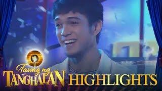 Tawag ng Tanghalan: Chad Binoya wins the golden microphone