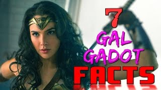 Gal Gadot Facts | Wonder Woman actress