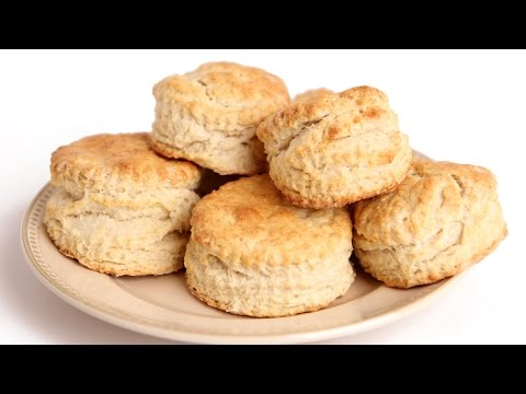 Homemade Flaky Biscuit Recipe – Laura Vitale – Laura in the Kitchen Episode 811
