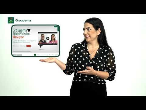 Nilay Gür – Groupama Eğitim Videoları Başlıyor!