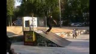 preview picture of video 'II campeonato de skate de Coslada'