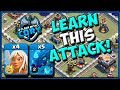 QUEEN WALK ELECTRO DRAGON Th11 Attack Strategy Clash of Clans Town Hall 11