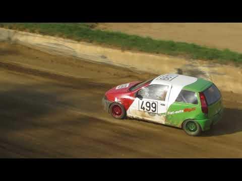 Hobby rallycross v Sedlčanské kotlině - finále nad 1600