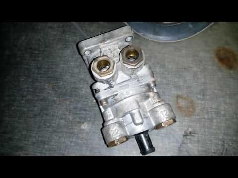 Válvula Pedal do freio - Troca e ajuste do altura do pedal
