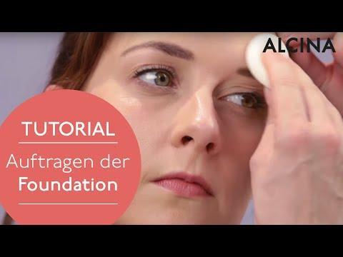 Foundation richtig auftragen und finden | Make-up Grundierung