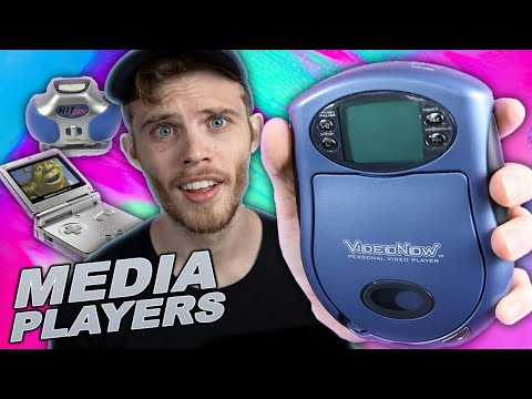 2000's Media Players Were Weird: VideoNow, HitClips, and More | Billiam