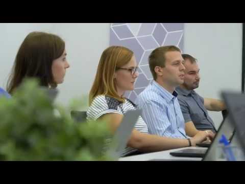 DPDgroup IT Solutions Hungary - Team video