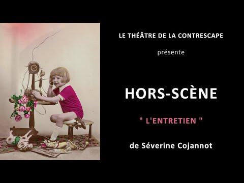 Découvrez le « HORS-SCÈNE • L'ENTRETIEN » de Séverine COJANNOT, comédienne de « Jeanne d'Arc...